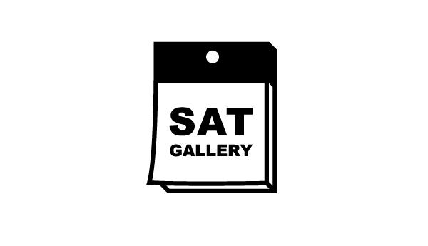 SATGALLERYロゴ