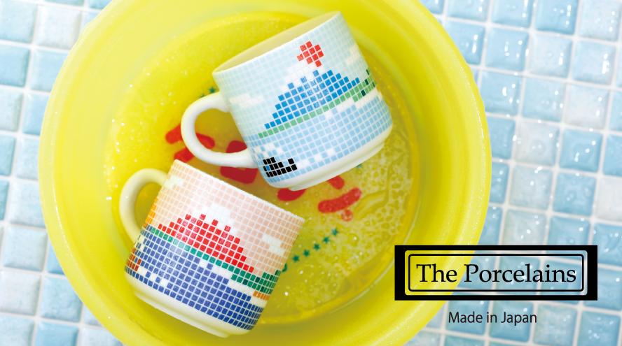 テーブルウェアブランドThe Porcelains新作アイテムのご紹介